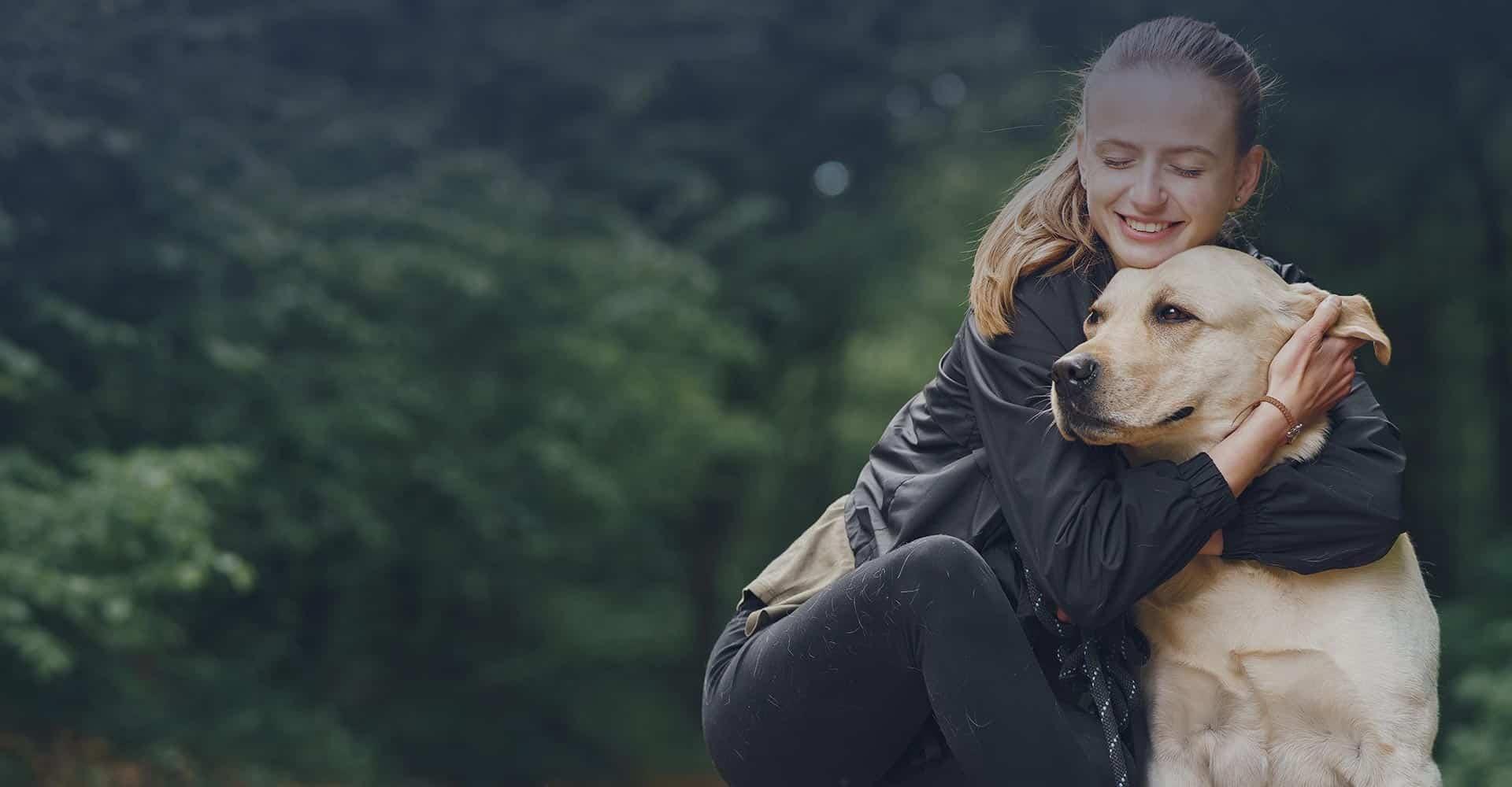 hond en kind